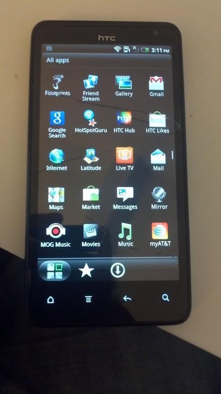 HTC Holiday prototipine ait yeni görseller internette yayınlandı
