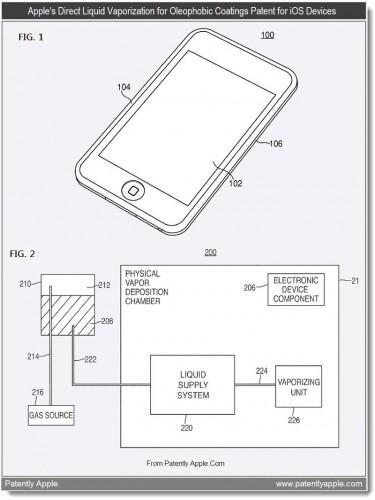 Apple cihaz üzerindeki parmak izi kirlerini yok edecek bir teknoloji peşinde