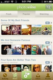 Google'ın fotoğraf paylaşım platformu Photovine yayında