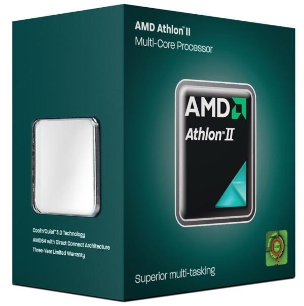 AMD'den Fusion dışında Soket FM1 formundaki ilk işlemci; Athlon II X4 631