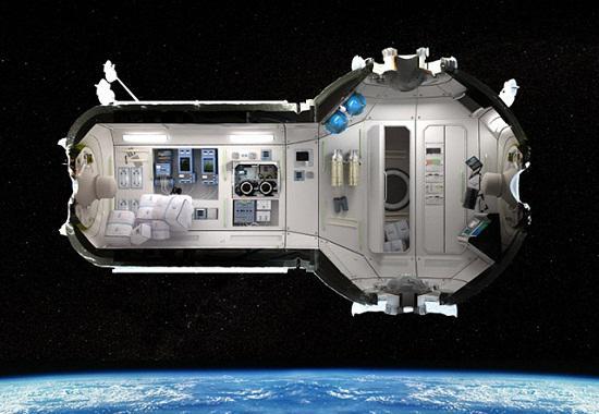 İlk uzay oteli 2016 yılında müşterilerini ağırlayacak