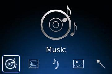 BlackBerry Music servisi 50 parçayı ayda 5$'a sunuyor