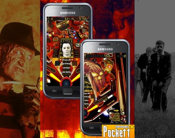 Android için Freddy Krueger, Night of the Living Dead ve Halloween Pinball oyunları çok yakında geliyor