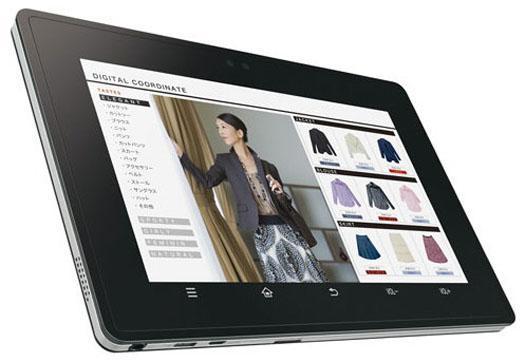 Sharp'tan NFC destekli yeni tablet bilgisayar