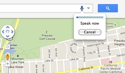 Google Maps, Chrome tarayıcısı ve Android/iOS platformları için sesli arama özelliğine kavuşuyor