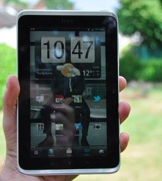 HTC Flyer Honeycomb güncellemesi internete sızdı