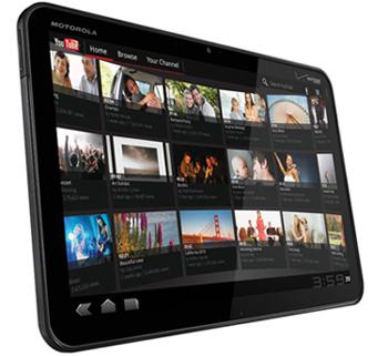 Motorola Xoom piyasaya çıkışının altıncı ayında fiyat olarak hızla düşmeye başladı
