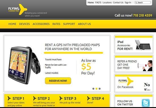 ABD'li girişimciden yeni iPad kiralama servisi