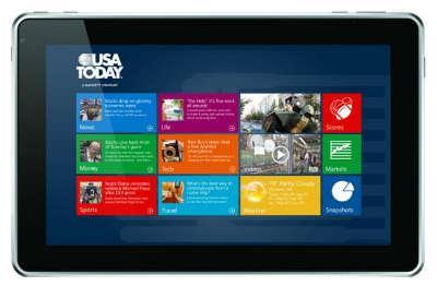 Samsung'un yeni Windows 8 tableti gelecek hafta boy gösterebilir