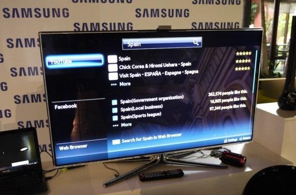 Samsung 2011 ilk yarısında Kuzey Amerika'nın lider TV markası oldu