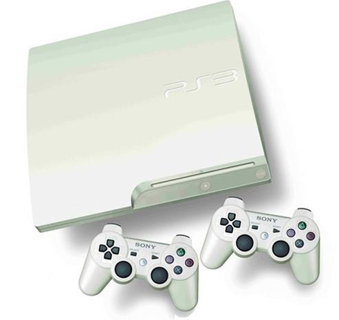 Beyaz renkli PS3 Kasım ayında Avrupa ve Avustralya'ya geliyor