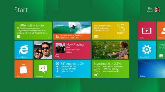 Windows 8'in Geliştirici Önizleme sürümü duyuruldu; İşte ilginç istatistikler