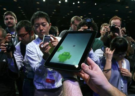 Intel ve Android ortaklığı tablet ve akıllı telefonlar 2012'de piyasada olabilir