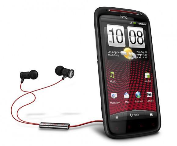 HTC'den Beats Audio özellikli ilk model Sensation XE olacak
