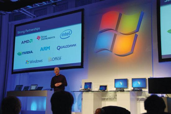 Intel : Windows'un ARM desteği bizim için bir anlam ifade etmiyor