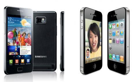 Samsung, Avrupa'daki akıllı telefon satışlarında Apple'ı geride bıraktı