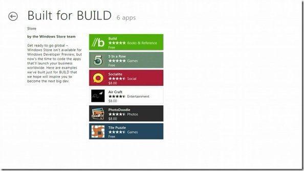 Microsoft, Windows 8 Metro arayüzü için geliştirilen uygulamalardan yüzde 30 pay alacak