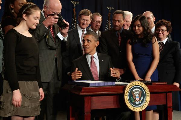 ABD'de patent reformu kanunlaşarak yürürlüğe girdi