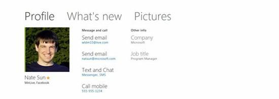 Windows 8 sesli ve görüntülü arama yeteneğine kavuşabilir