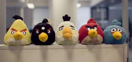 Rovio perakende ağını genişletiyor, Starbucks kafelerde artık Angry Birds sanal ürünleri satılacak