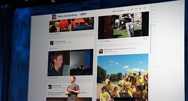Facebook yeni profil tasarımı Timeline'ı duyurdu