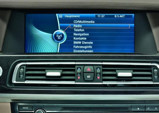 BMW, Nuance TTS (sesten metne dönüştürme) teknolojisini araç içi bilgisayar sistemine entegre ediyor