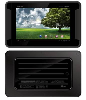 ASUS TOUGH 7 inçlik Honeycomb tablet Japonya'da piyasaya çıkıyor
