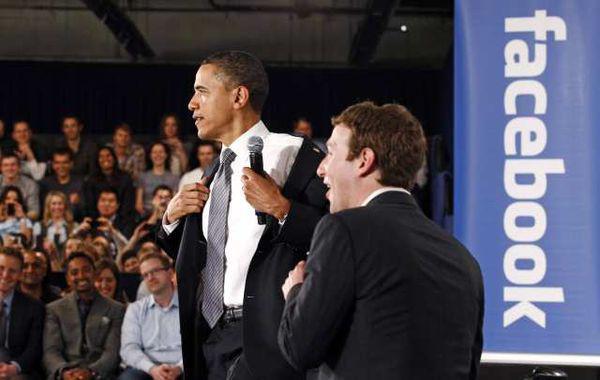 Facebook bir siyasi hareket komitesi kurmak üzere