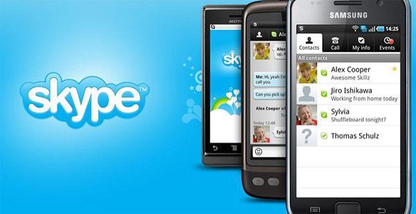 Android için Skype 2.5 Honeycomb tabletler de dahil 14 yeni cihaza videolu görüşme imkanını getiriyor