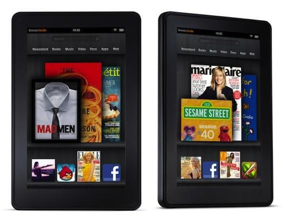 Microsoft Android tabanlı Amazon Kindle Fire için lisans ücreti talep edebilir