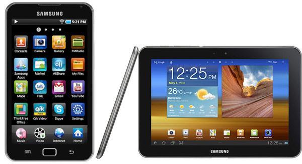 Galaxy Tab 8.9 ABD'de satışa sunuldu, Galaxy Player 4.0 ve 5.0 ise 16 Ekim'i bekliyor
