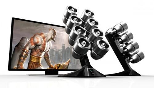 Video ve oyunlarda kokuyu da duymanızı sağlayacak bir konsept üzerinde çalışmalar yapılıyor