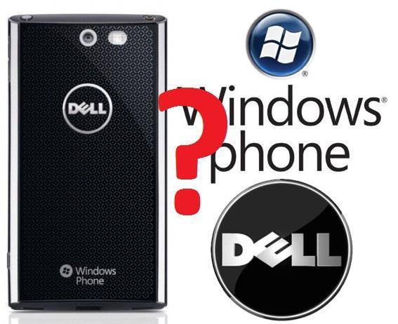 Dell Windows Phone 7.5 cihaz üretimini durdurdu
