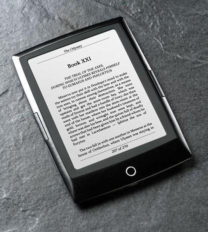 Bookeen firması Yüksek Hızlı Mürekkep Sistemi'ne sahip Cybook Odyssey e-okuyucusunu tanıttı