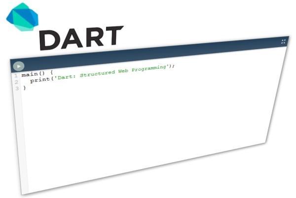 Google web uygulamaları geliştirmeye yönelik yeni yazılım dili Dart'ı duyurdu