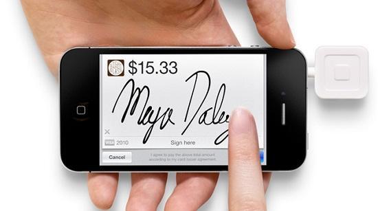 Square mobil ödeme firması yılda 2 milyar dolarlık işlem yapıyor