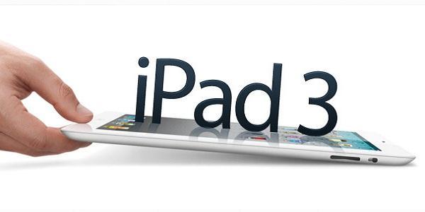 İddia : iPad 3 üretimi başlamak üzere