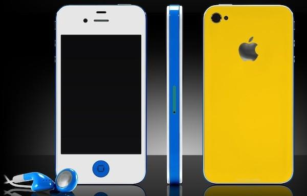 Colorware, yeni iPhone 4S'inizi istediğiniz renge boyuyor