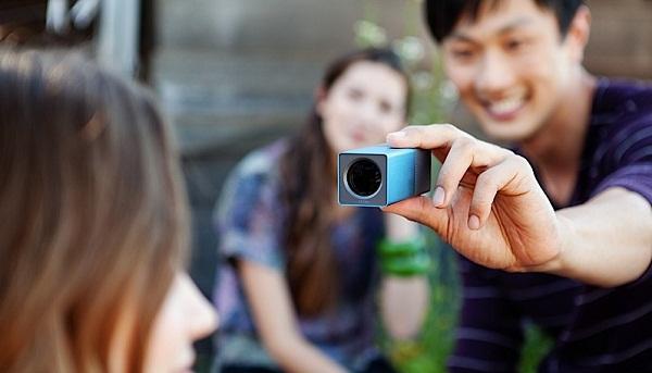 Lytro'dan dünyanın ilk ışık alanı kamerası