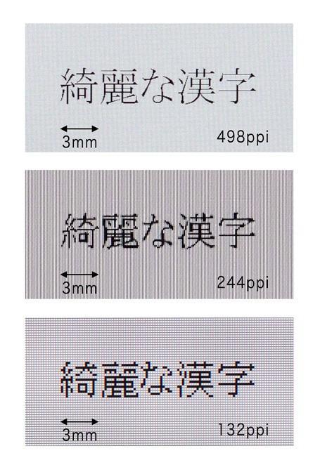 Toshiba 6 inçlik ekran üzerinde 498ppi çözünürlük elde etmeyi başardı
