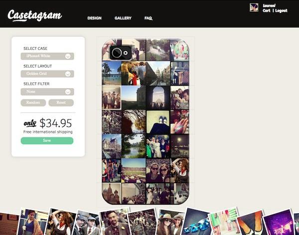 Instagram resimlerinizle iPhone kılıfı hazırlatmanız mümkün