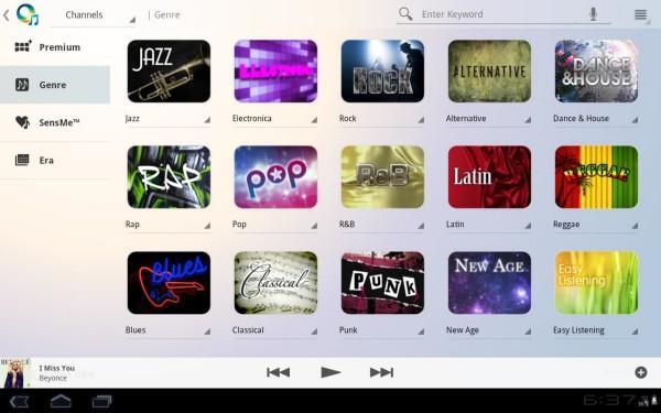 Android tabletler için Sony Music Unlimited sınırsız müzik hediyesiyle geliyor