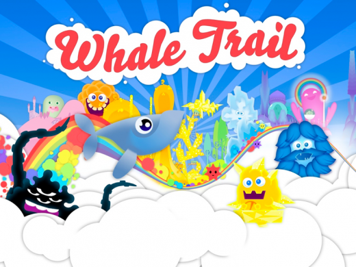 Whale Trail, iOS platformunun yeni Angry Birds'ü olmaya aday