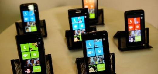 Rapor: Windows Phone satışları Batı Avrupa'da 2012 yılı için 14 milyon civarında bekleniyor