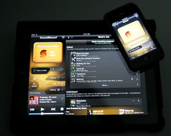 SoundHound uygulaması 50 milyon kullanıcıya ulaştı, her gün 4 milyondan fazla müzik araması yapılıyor