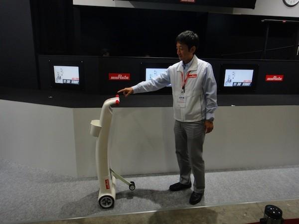 Murata Manufacturing firmasından elektrikli yürüyüş yardımcısı