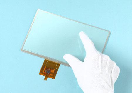 SMK'nın dokunmatik ekranı eldiven dokunuşlarını bile algılayabiliyor