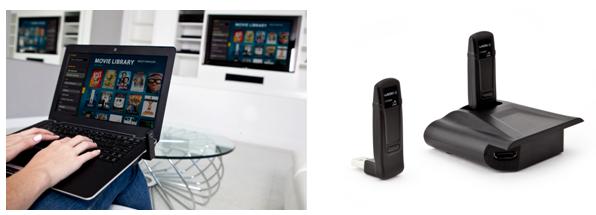Warpia'nın StreamHD Value Edition seti düşük fiyatlı kablosuz HDMI çözümü sunuyor