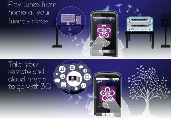 Skifta uygulaması ile Android cihazınızdan medya yayını almak ve göndermek mümkün