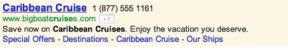 Google AdWords reklamverenleri arama sonucu reklamlarında telefon numaralarını da gösterebilecek